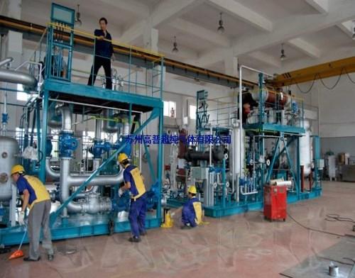 大型氢气纯化-苏州制氧机-苏州市高普超纯气体技能无限公司