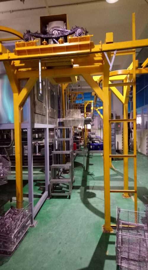 北京空中悬挂线 河南组装线 深圳市八方工业设备有限公司