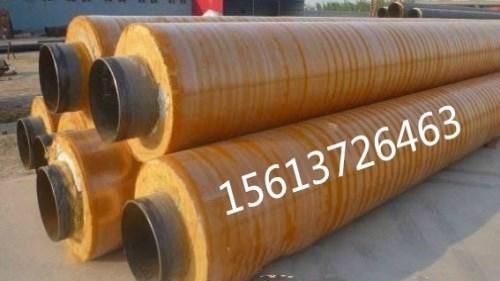 钢套钢蒸汽直埋保温钢管出口_168商务网