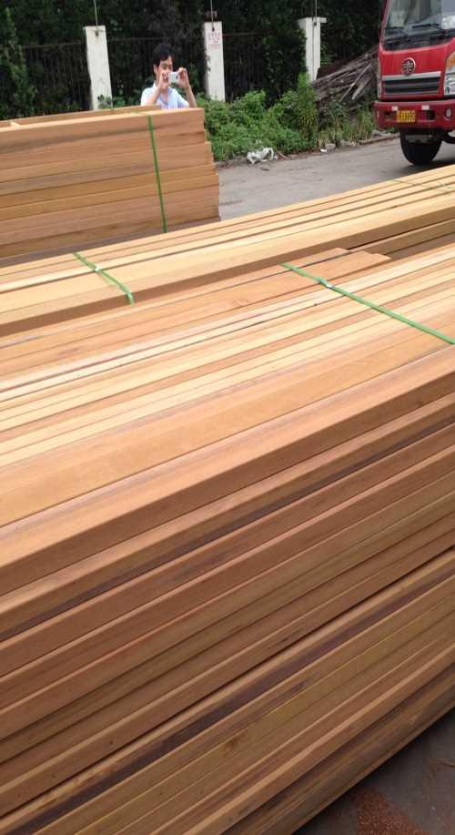 通用防腐木定制_进口板材