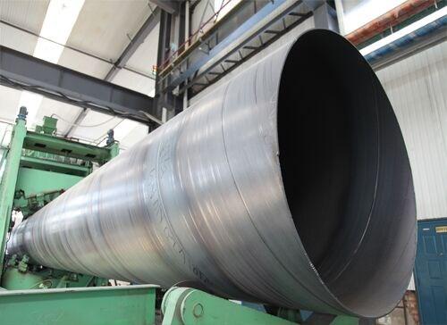 双面埋弧焊螺旋焊管-325-720TPEP涂塑复合钢管多少钱-河北长荣管道有限公司