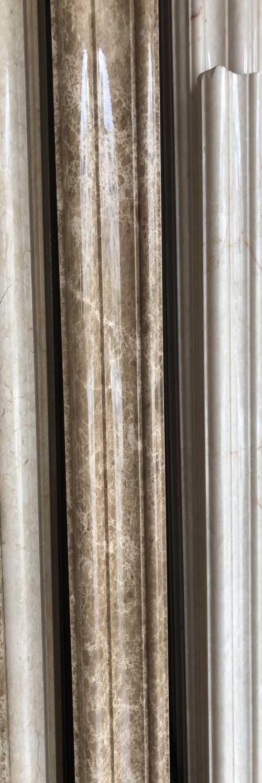 天然芬兰金啡-酒店石线工程-云浮市长运石材有限公司