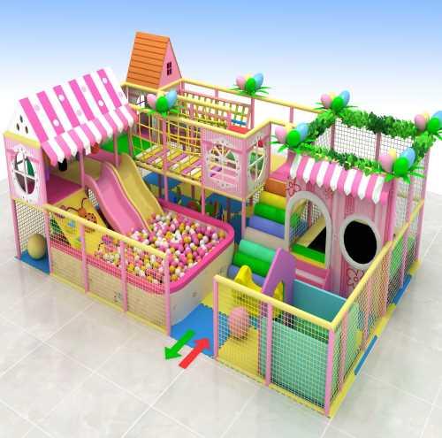 广州淘气堡儿童乐园-云南室内-佛山市文曲星儿童游艺设备有限公司