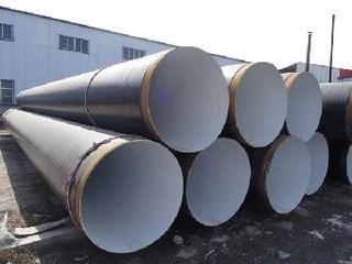 大口径TPEP防腐钢管价格 沧州螺旋钢管哪家好 长荣管道制造有限公司