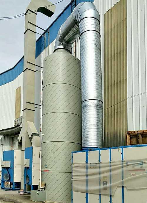 优质布袋除尘器生产商 垂直悬挂焊烟净化器设备 济南环博伟业环保设备有限公司