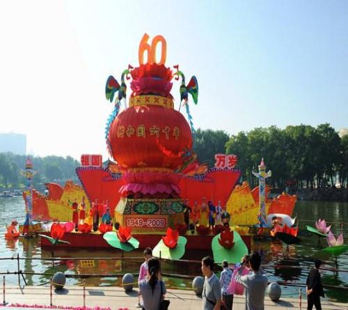 大型彩灯-专业灯会设计公司-东莞华亦彩景观工艺有限公司