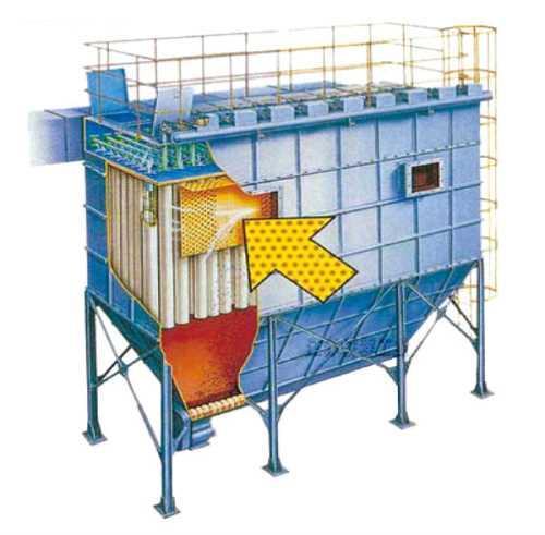 旋风除尘器生产厂家 防静电滤筒 江苏联程工业设备有限公司