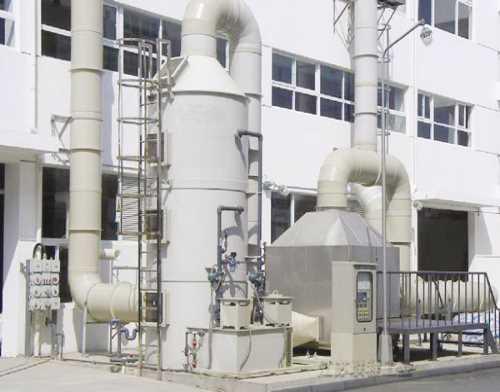 玻璃钢洗涤塔价格 旋风除尘器哪家好 江苏联程工业设备有限公司