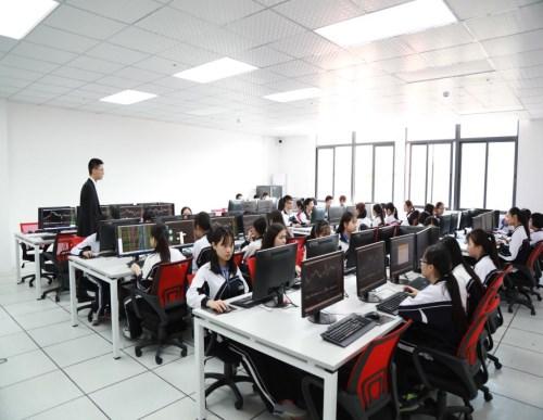 软件专业技术培训价格 电子商务 深圳市龙岗区第二职业技术学校