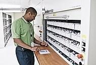 自动档案柜品牌服务商 我们推荐自动回转货柜品牌专业定制