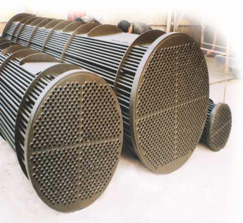 空冷器SHY-99涂层防腐厂家电话_换热器换热器价钱