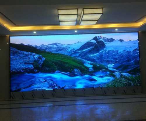 上海室内LED表现屏厂家/高清拼接屏购置/江苏亮彩电子无限公司