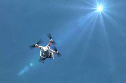 北京无人机研发/红外线感应器出口/怛设几科技