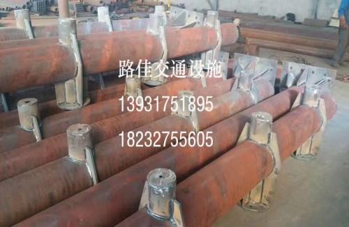公路标志杆生产厂家_天津悬臂标志杆制造_沧州路佳交通设施有限责任公司