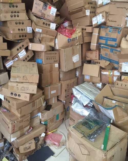 提供电子元器件回收/高价收购电子元器件厂家/深圳市深港易通科技有限公司