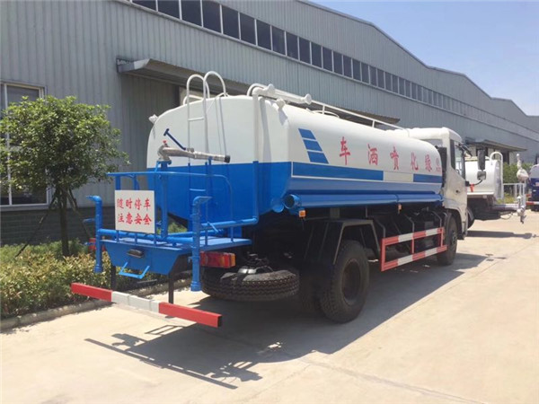 工地灑水車價格_市政噴灑車廠家-程力專用汽車灑水車廠