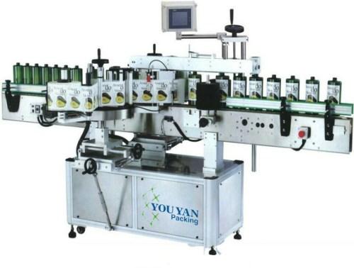 小型方瓶贴标机销售-套标机供应-上海优严包装设备有限公司