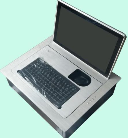直销液晶屏翻转器/超薄液晶升降器带显示屏/广州志昂机电设备有限公司