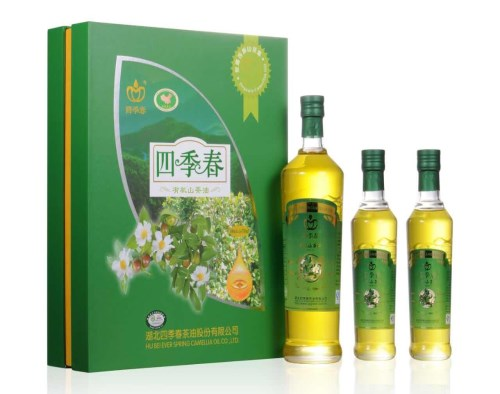 专用山茶油OEM供应-正宗山茶油工厂-湖北四季春茶油股份有限公司