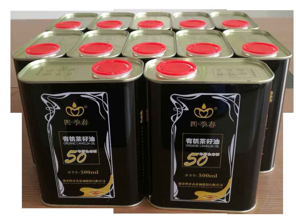 正宗山茶油订购-优质山茶油团购价格-湖北四季春茶油股份有限公司