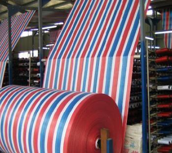 塑料编织彩条布批发_95供求网