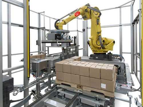 二保焊机器人报价 pet塑钢带电动打包机 衡水泰金智能设备开发有限公司