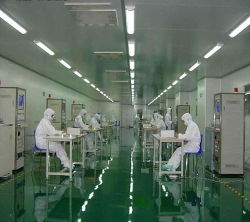 无尘车间-城阳净化车间-青岛禾益净化设备有限公司