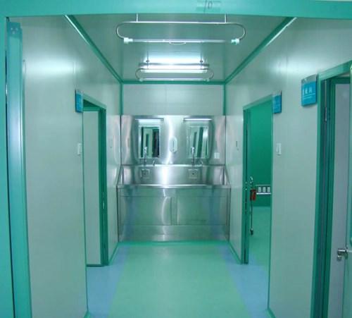 平度洁净车间设计 青岛环氧地坪厂家 青岛禾益净化设备有限公司