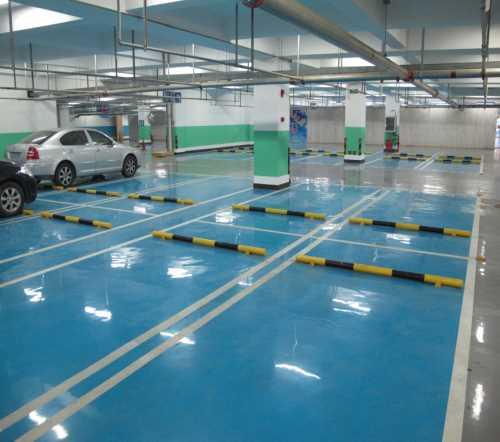 环氧地坪施工 平度制冷工程 青岛禾益净化设备有限公司