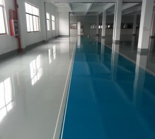 城阳洁净车间设计 即墨环氧地坪工程 青岛禾益净化设备有限公司