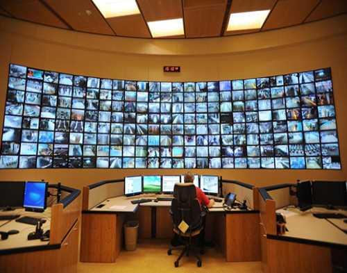 视频安防监控系统安装_95供求网
