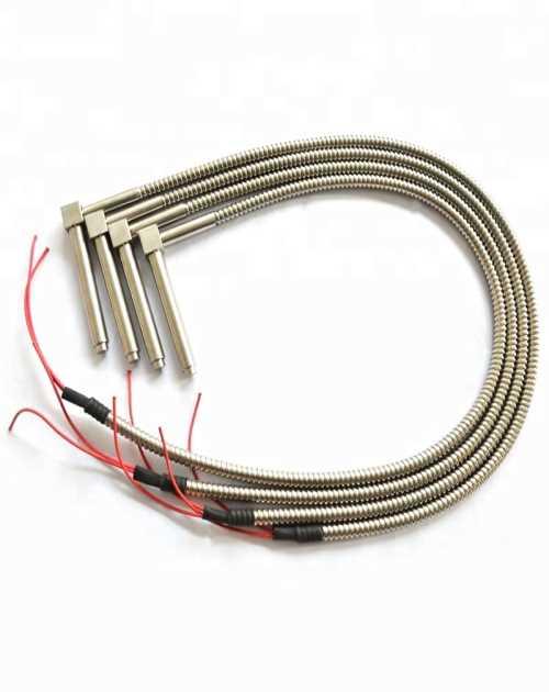 江苏苏州硅胶模具加热管库存服务商 我们推荐标准筒式加热器现货重磅优惠来袭