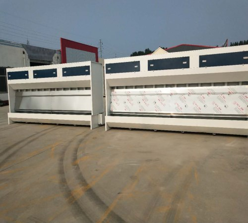水帘柜生产厂家_UV光氧废气处理设备_济南义生利环保设备有限公司