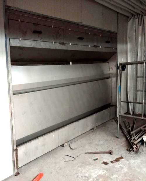 有机废气处理除臭设备_济南义生利环保设备有限公司