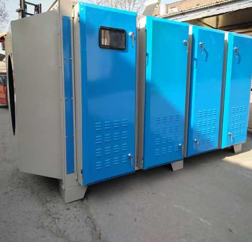 低温等离子环保设备/有机废气处理设备厂家/济南义生利环保设备有限公司