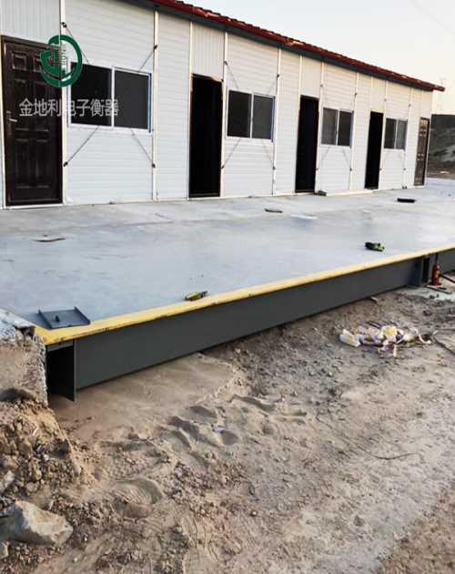 100吨电子地磅生产厂家_地磅-河南金地利电子衡器有限公司