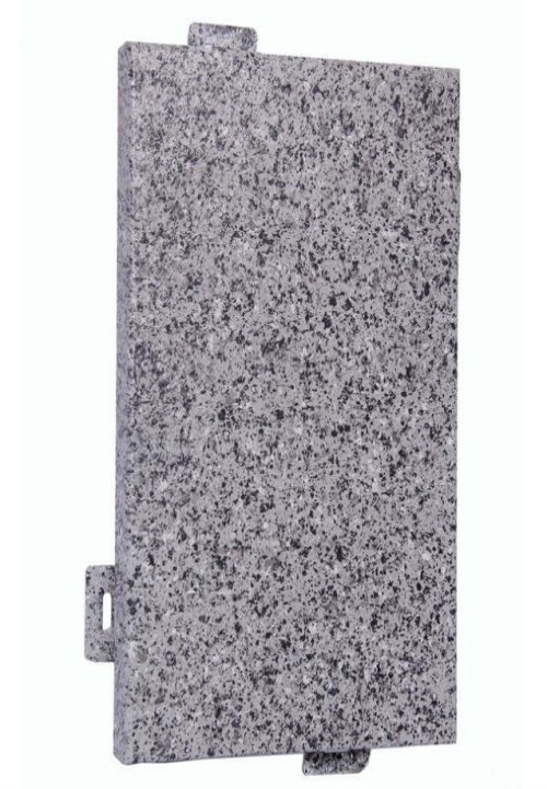 海口仿石材铝单板价格_超低价金属建材