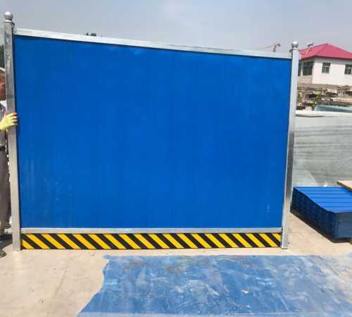 岩棉板价格/彩钢围挡板/北京海博威彩钢有限公司
