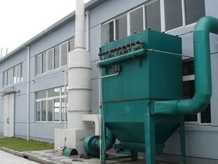 锅炉除尘器设备-粉尘除尘设备哪家好-泊头市华阳环保设备有限公司