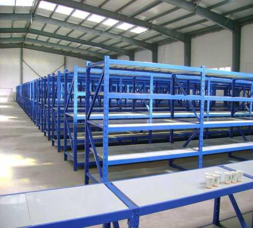 上海中型货架订购_浦东货架厂电话_上海瑞煌货架设备有限公司