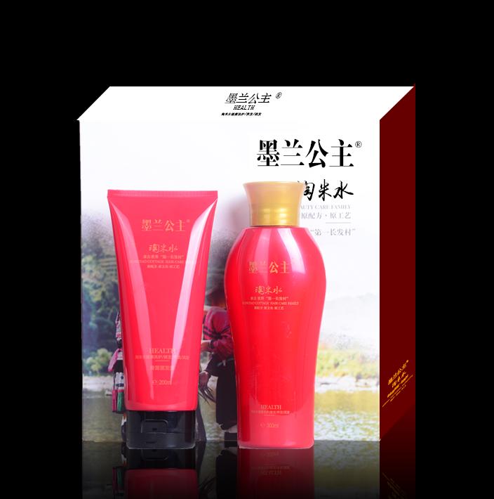 墨兰公主洗护创始人 墨兰公主淘米水洗护套盒销售 广州三宝生物科技有限公司