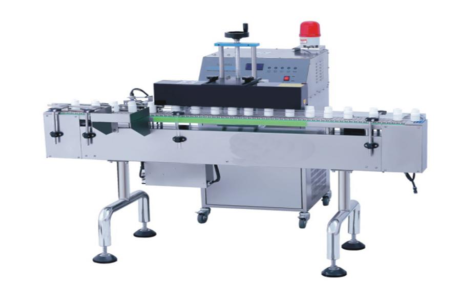 环保铝箔封口机厂家-分页贴标机图片-上海阅响机械有限公司