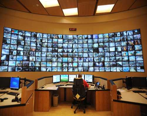京山市视频监控系统 荆门商场停车场引导系统 湖北大元科技有限责任公司