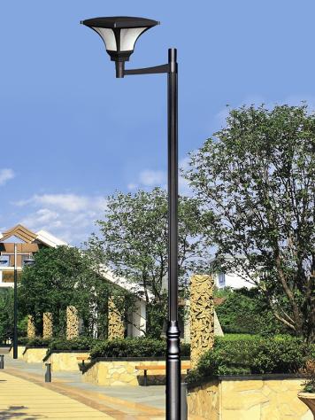 仿古庭院灯电话-标志牌电话-扬州步余异型照明有限公司