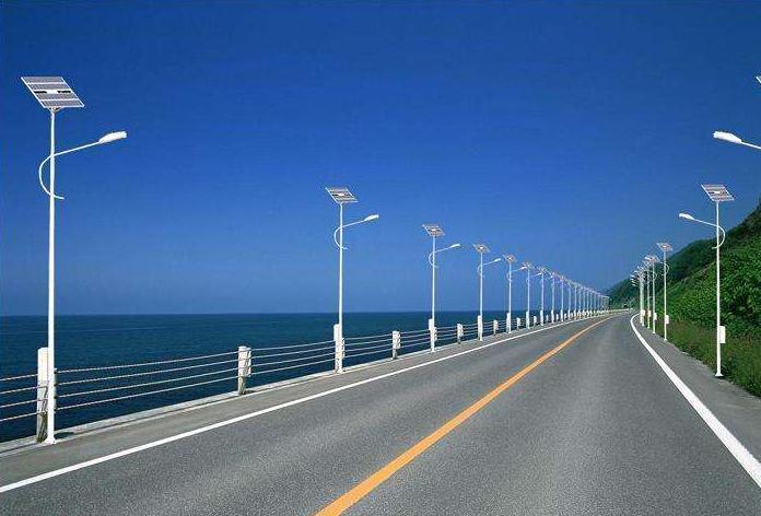 新农村太阳能路灯价格/LED交通信号灯厂家/扬州市观星灯具制造有限公司